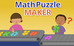 Math Puzzle Maker collaboration game