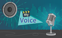 My Voice activity screen