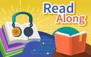 Read Along academic language activity
