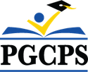 PGCPS school district partner logo
